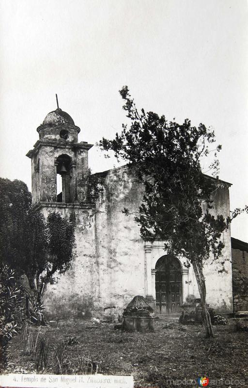 Templode San Miguel Hacia 1945