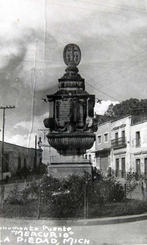 Mto. Mercurio Hacia 1945