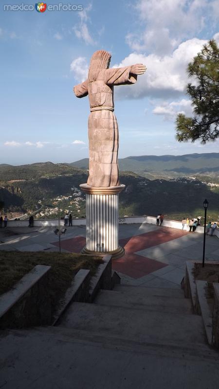 Mirador del Cristo. Julio/2014