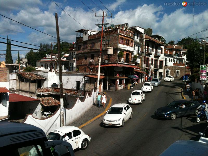 Av. de los Plateros. Julio/2014