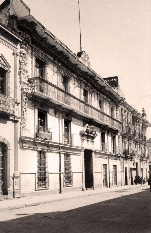Puebla, Edificio de Telégrafos Federales