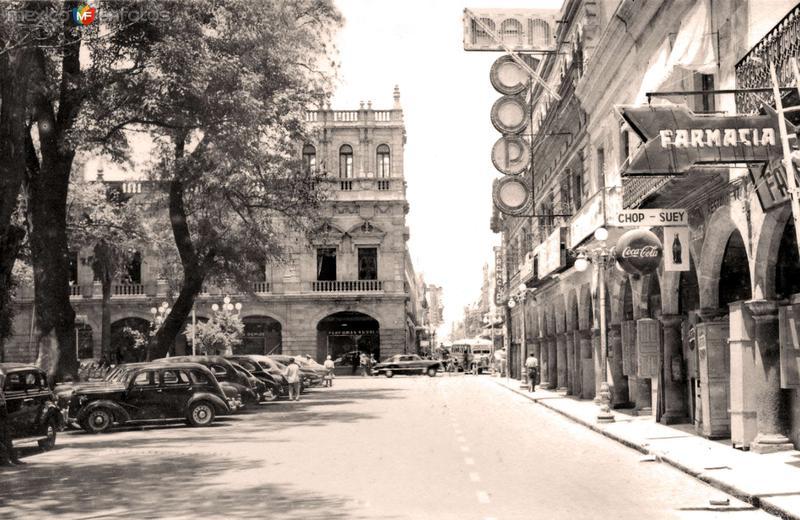 Puebla, Portal Morelos
