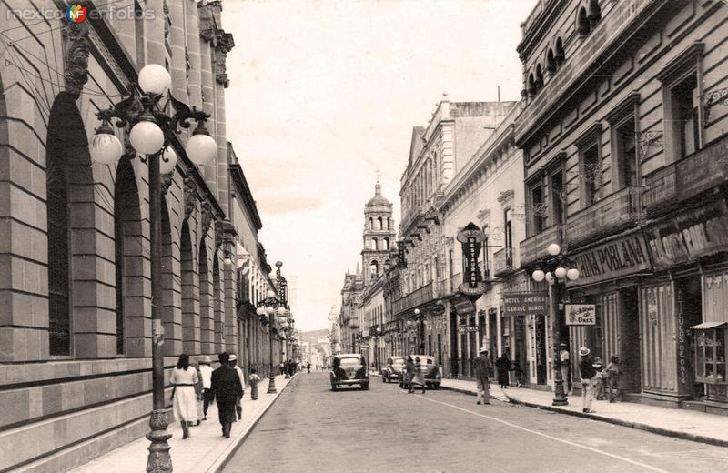 Puebla, Avenida Ayuntamiento
