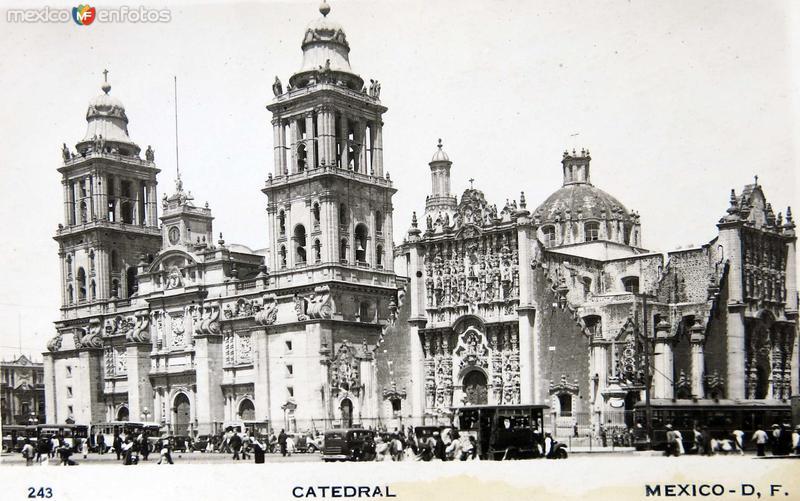 La Catedral Hacia 1940