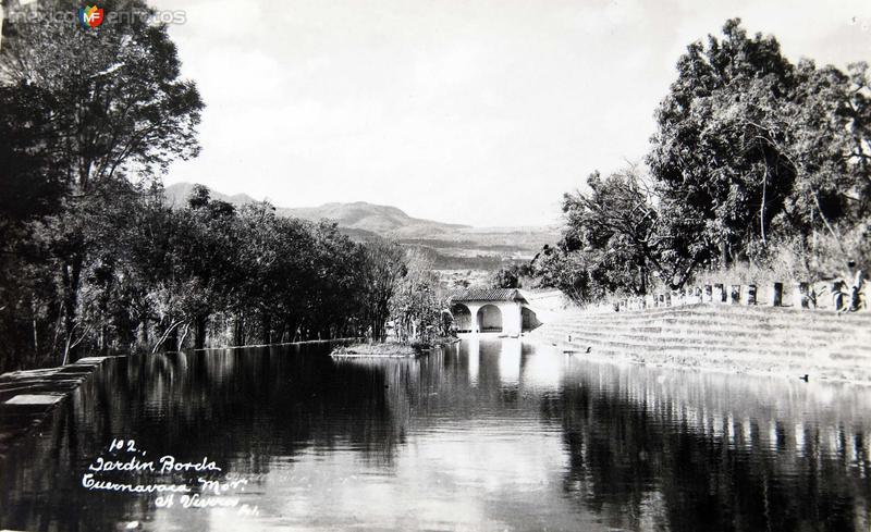 Jardin de la Borda