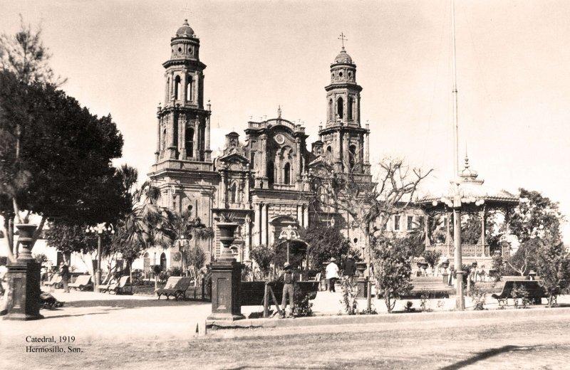 Hermosillo, Catedral, 1919