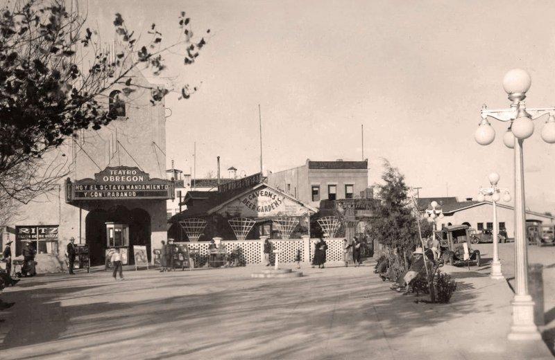 Nogales, Plaza 13 de Julio