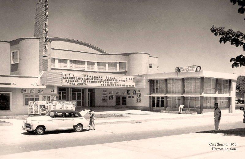 Hermosillo, Cine Sonora, 1959