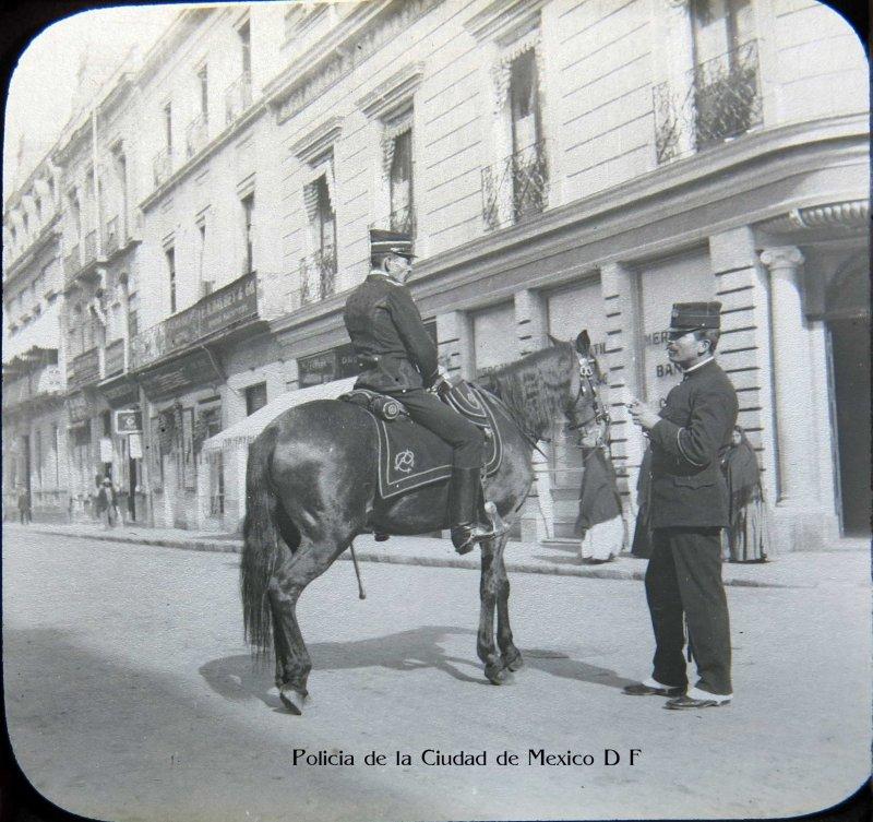 Policia de la Ciudad de Mexico D F