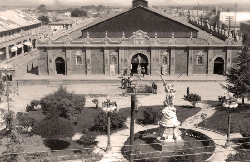 Saltillo, Mercado Juárez