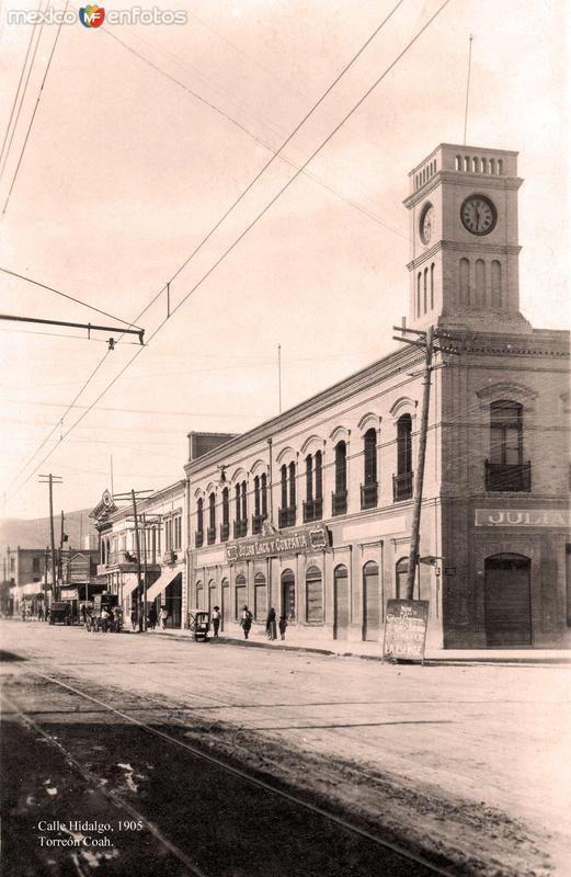 Torreón, Calle Hidalgo