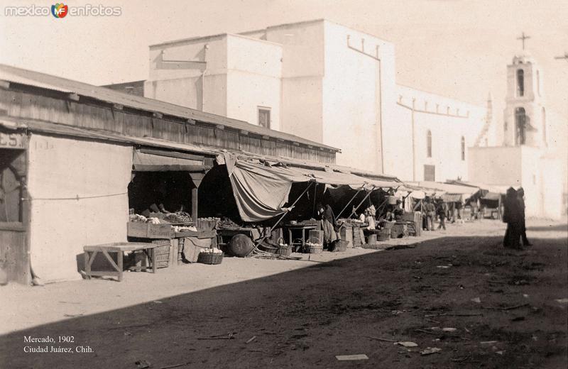 Ciudad Juárez, Mercado