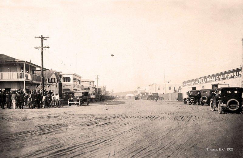 Tijuana, 1921