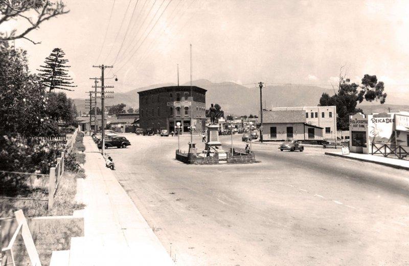 Ensenada, 1945