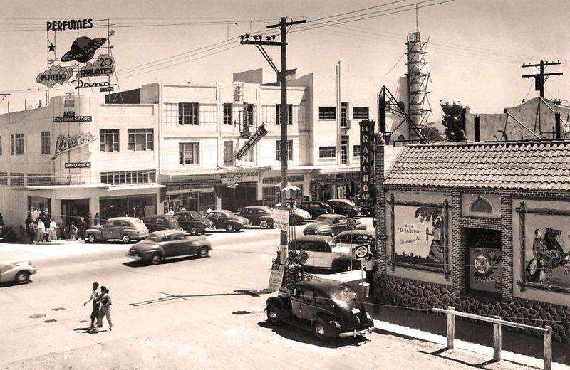 Tijuana, 1944