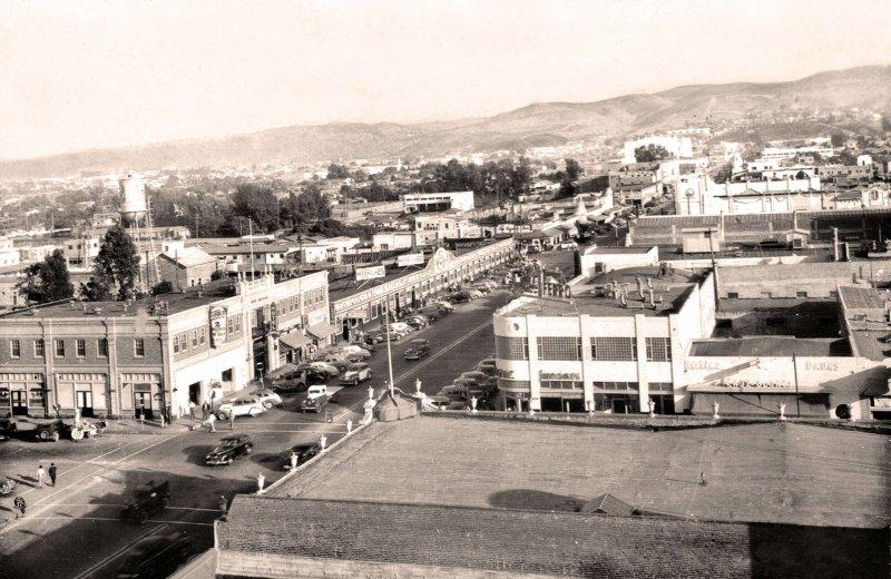 Tijuana, 1948