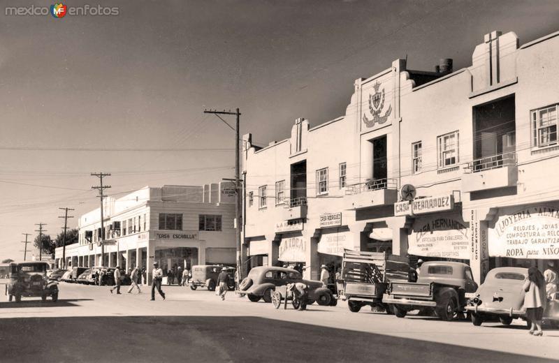 Mexicali, calle principal