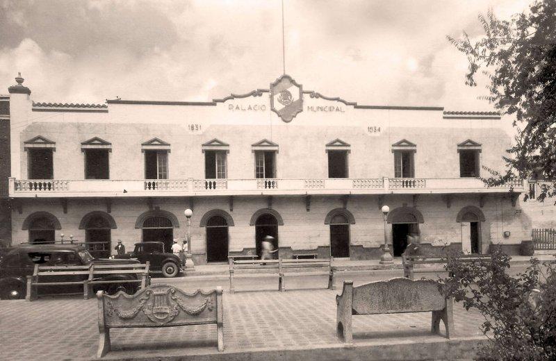 Matamoros, Palacio Municipal, 1934