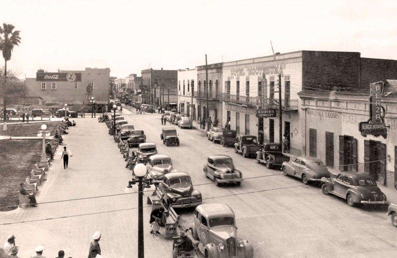 Matamoros, 1950