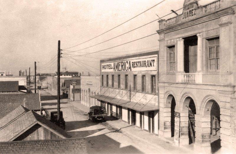 Reynosa, Teatro Juárez