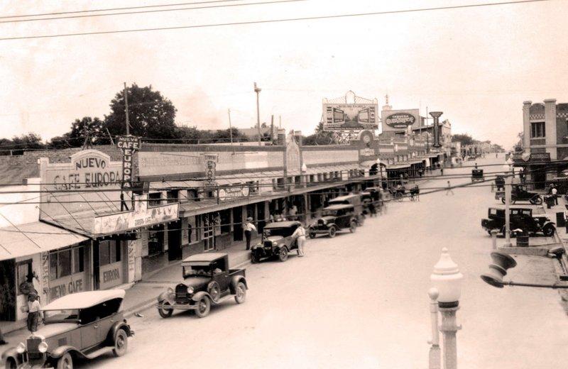 Nuevo Laredo, Avenida Guerrero