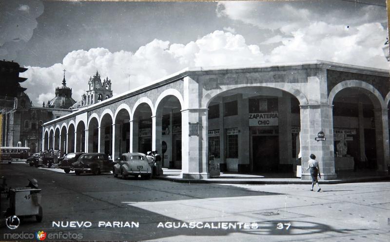 El nuevo parian Hacia 1940
