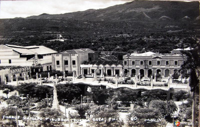 Parque Rodolfo Figueroa