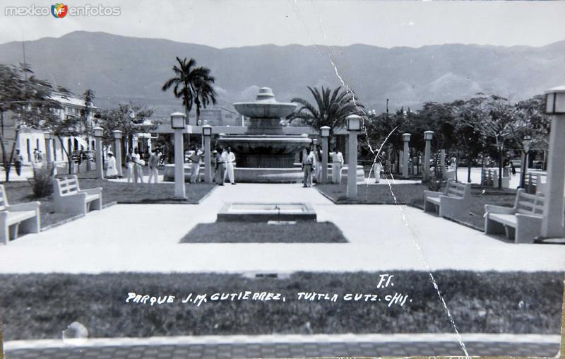 Parque J M Gutiereez