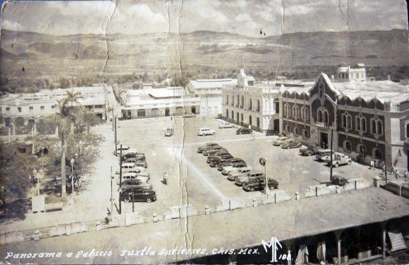 Panorama a Palacio