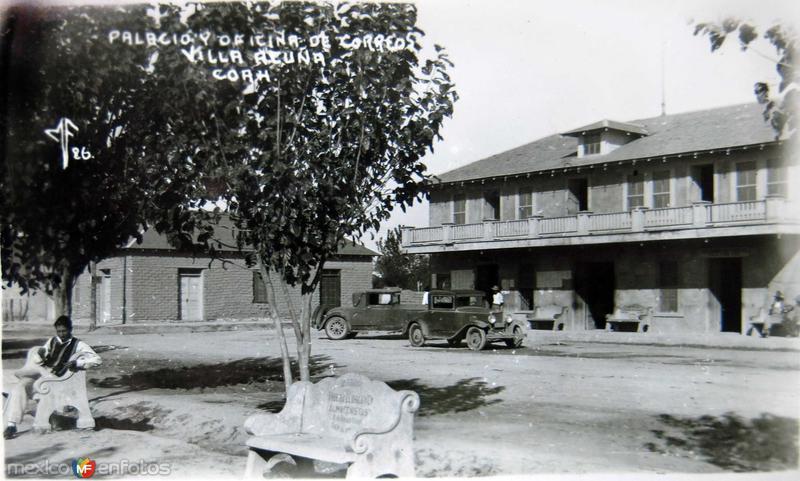 Palacio y oficina de Correos