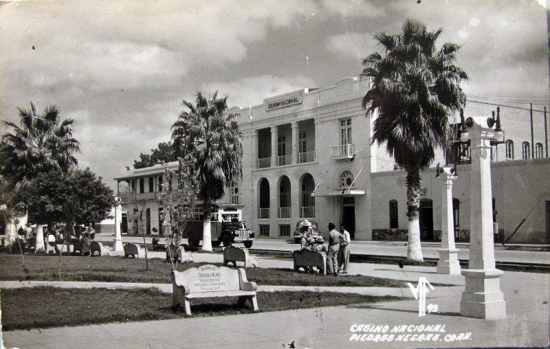 Casino Nacional Hacia 1940