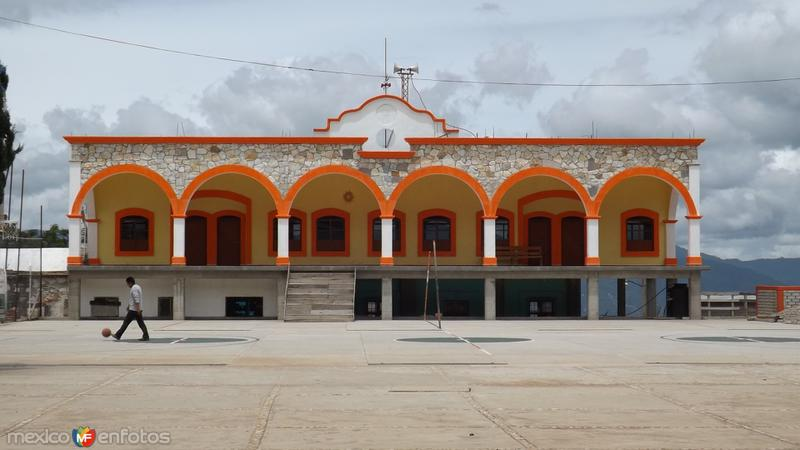 Presidencia Auxiliar de San Lorenzo Albarradas. Julio/2014