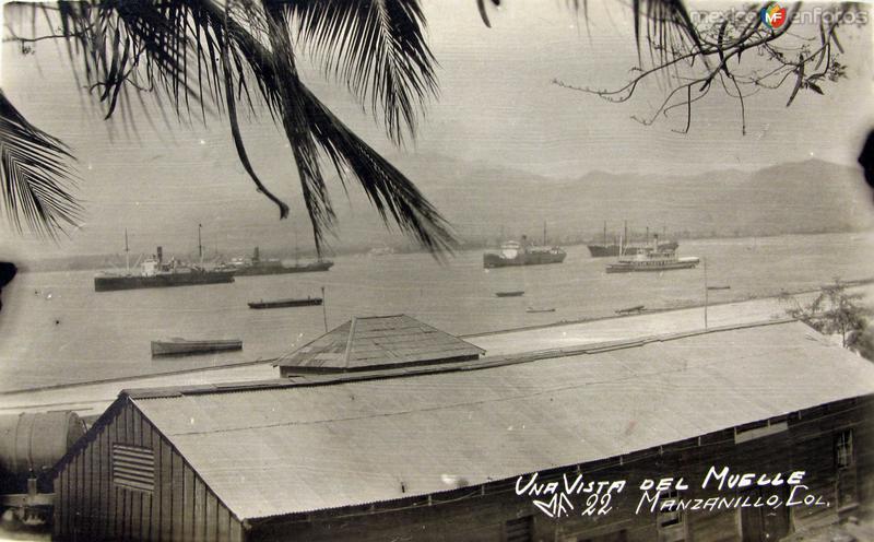 Una vista del Muelle