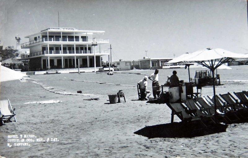 Hotel 7 mares