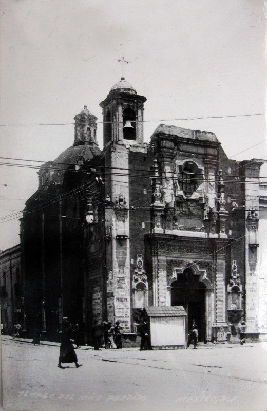 Iglesia Nino Perdido Hacia 1945