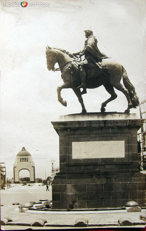Mto a Carlos VI Hacia 1945