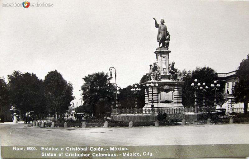 Mto a Colon Hacia 1930