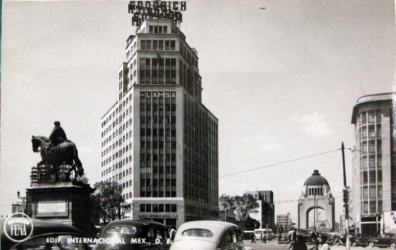 Edificio Internacional Hacia 1945