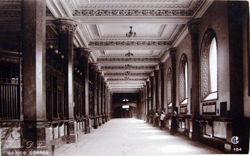 Oficina de Correos Hacia 1930