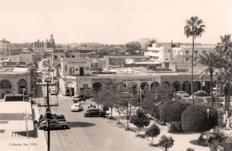 Culiacán, 1958
