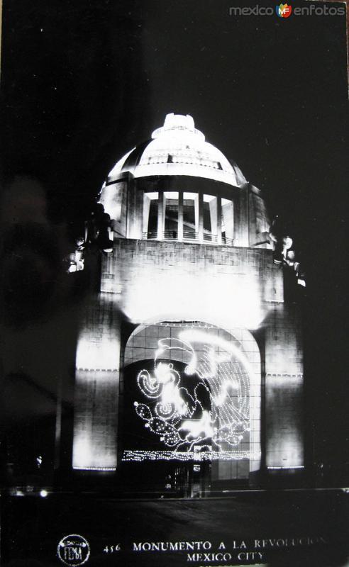 Mto. a la Revolucion Hacia 1945