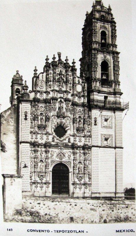 Convento Hacia 1945