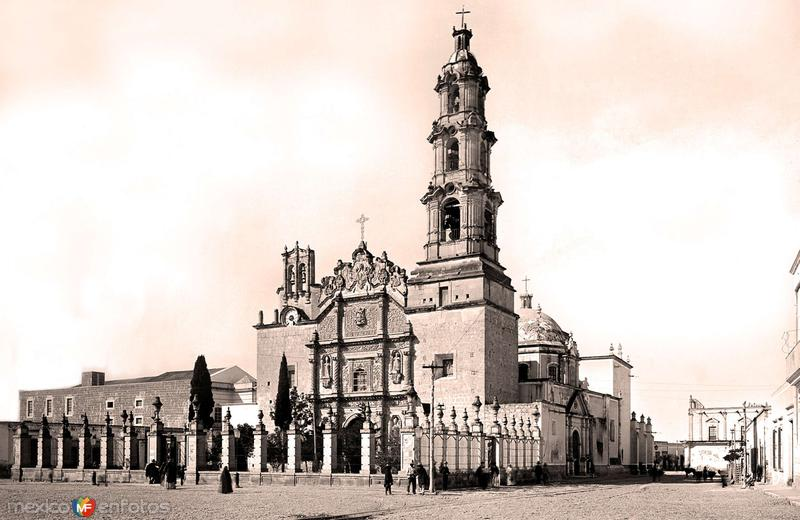 Aguascalientes, Catedral