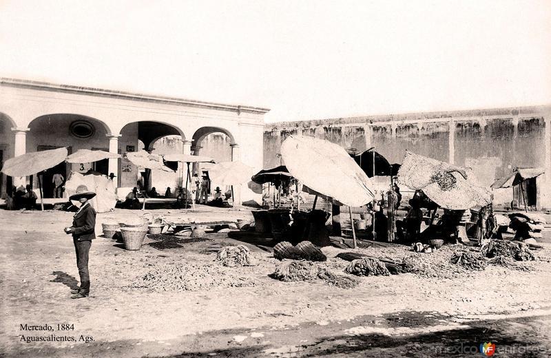 Aguascalientes, Mercado