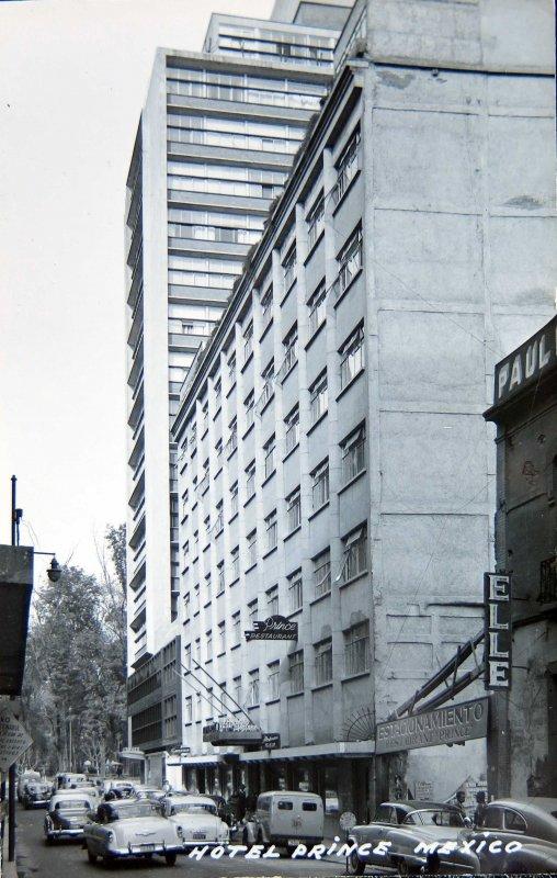 Hotel Prince Hacia 1945
