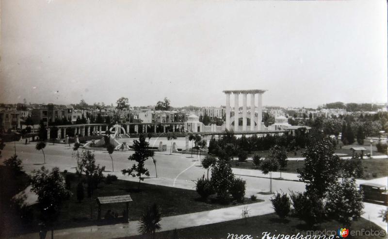 Hipodromo Hacia 1945