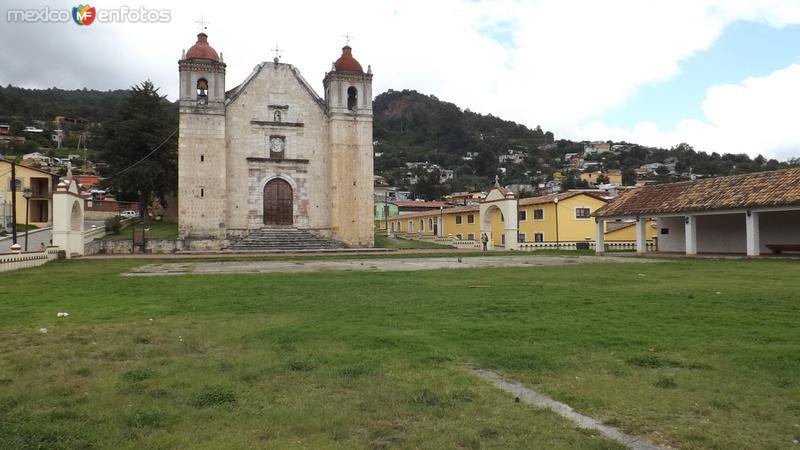 Atrio y Templo de San Mateo. Julio/2014