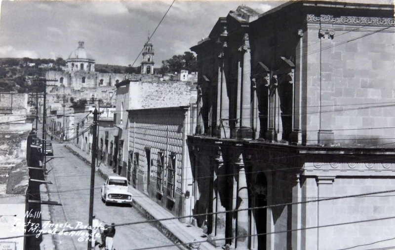 Teatro Angela Peralta Hacia 1945