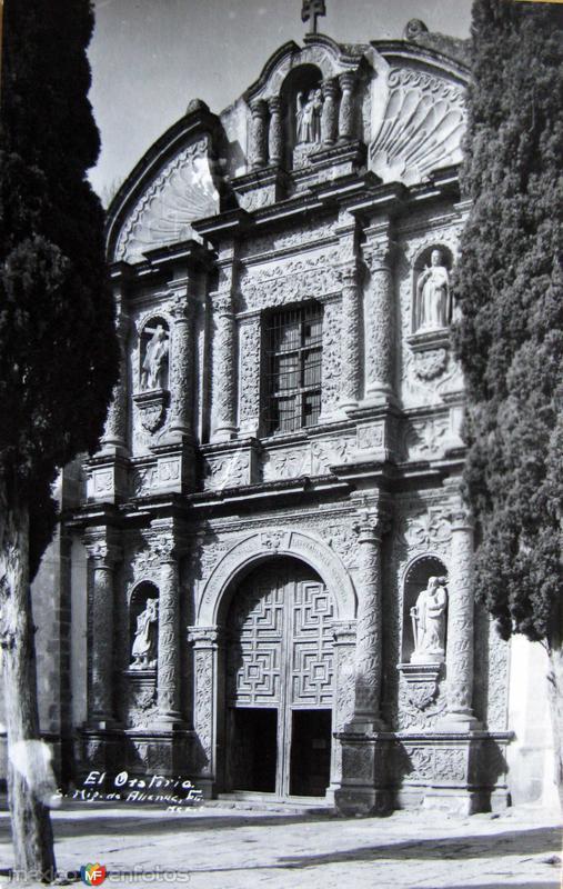 El Oratorio Hacia 1945