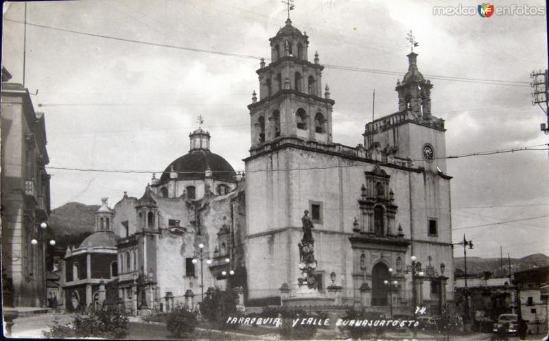 Plaza de la Paz Hacia 1930